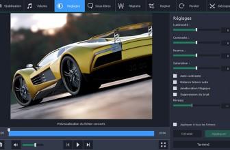 Utilisez un logiciel convertisseur vidéo !