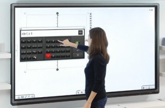 L'écran interactif tactile, un bon choix